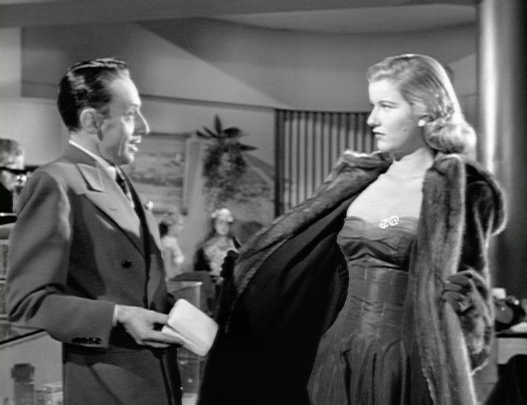 Fig. 5:  Caught (Max Ophuls, 1949)