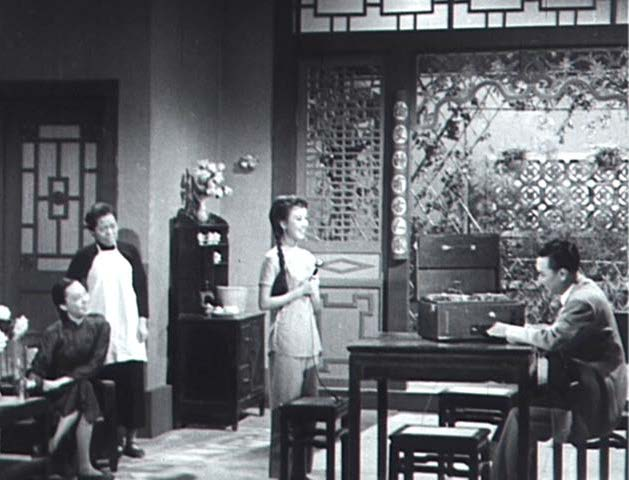 Figure 3: Songs of the Peach Blossom River (1956)