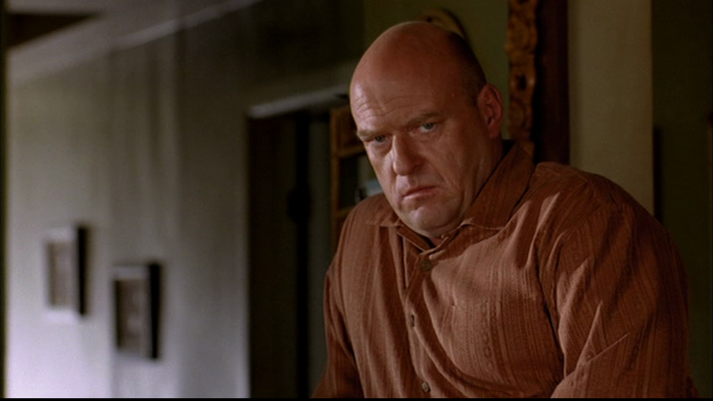 Figure 13, Charles Haid, Breaking Bad (2009) Season 2, Grilled