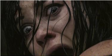 Evil Dead (Alvarez, 2013) the horror face