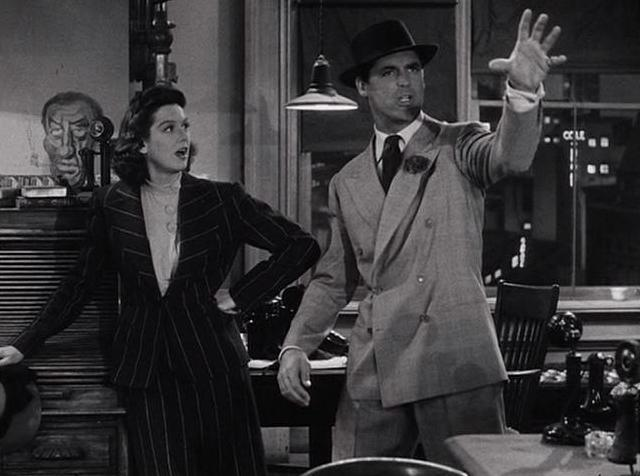 His Girl Friday (Howard Hawks, 1940)