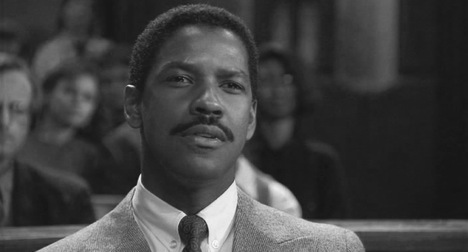 Figure 2:  Denzel Washington in Philadelphia (1993)