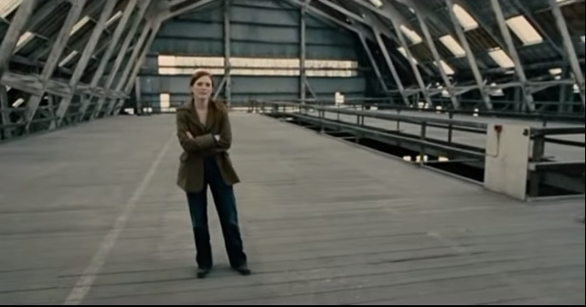 "Click to view film clip in criticalcommons.org:  ""Julian's Monologue about tinnitus from CHILDREN OF MEN"""