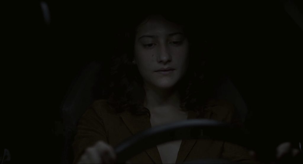 Figure 14: Justine's final joyride. Bastards (Claire Denis, 2013)
