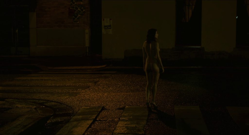 Figure 2: Justine Appears. Bastards (Claire Denis, 2013)