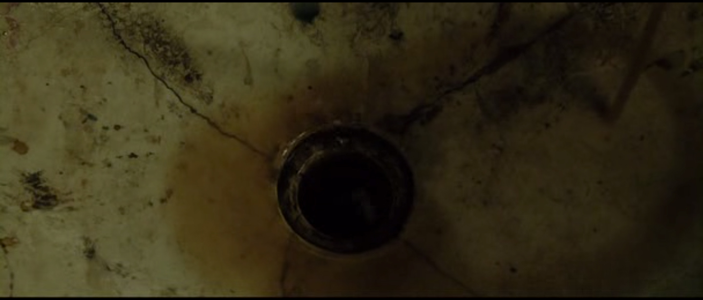 Figure8: Tyler is associated with all kinds of sticky, dirty and disgusting textures and surfaces.